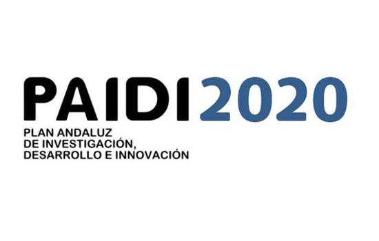 Convocatoria de ayudas a proyectos de I+D+i – PAIDI 2020