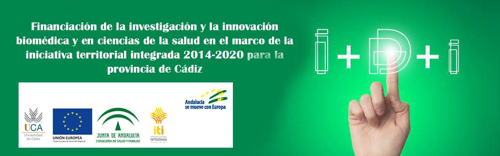 Financiación de la investigación y la innovación biomédica y en ciencias de la salud – ITI Cádiz 2019
